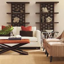 Bernhardt Cantor Sectional Sofa by Lanai Modern Styled Sofa With Slight Asian Influence In Standard