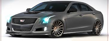 ZZ Performance Cadillac ATS ing to SEMA [Video] autoevolution