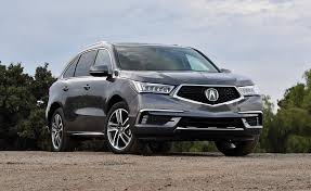 Does Acura Mdx Have Captains Chairs by The Spousal Report 2017 Acura Mdx Sport Hybrid Review Ny Daily News