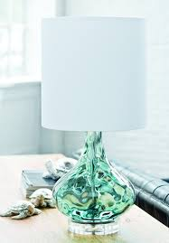 Fillable Glass Lamp Kit by Gem Of A Lamp We Are Loving This Base Perfect For A Sea Themed