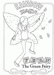 Magic Coloring Pages 14 Rainbow To Download And Print For Free