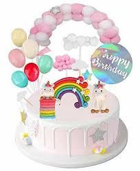 cupcake tortenstecker für kinder mädchen junge geburtstag