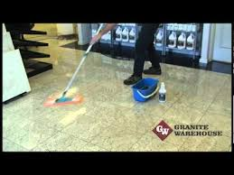 how to clean marble granite travertine honed or polished