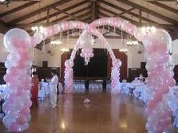 Balloon Decorations For Quinceaneras