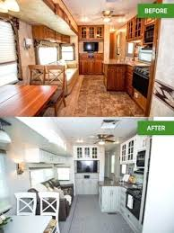 Rv Makeover If Changing Out Toilets Cabinets Or Redoing Wiring Going To Need Hire An