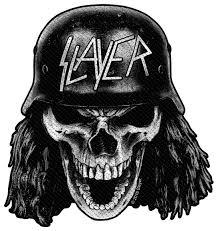 Dead Kennedys Halloween by Slayer U0027wehrmacht Skull U0027 Woven Patch Heavy Metal Online