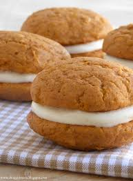 Pumpkin Whoopie Pie Recipe Spice Cake by Pumpkin Spice Whoopie Pies With Cream Cheese Filling A Homemade