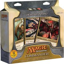 Magic The Gathering Edh Deck Box by Commander Decks Magic The Gathering