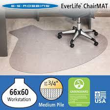 Menards Folding Chair Mat by Chair Mats Costco