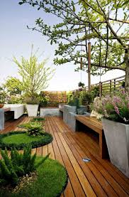 Related Image Of Ideas Outdoor Beautify Your Backyard Deck With Split Bamboo Fencing For Balcony Garden Privacy