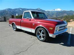 1968 Chevrolet C/K 10 For Sale | ClassicCars.com | CC-1119868 1968 Chevy C10 Pickup Truck Hot Rod Network Chevrolet Malibu Classics For Sale On Autotrader Gmc East Haven New Vehicles Dave Mcdermott C60 Dump Truck Item I4697 Sold December 20 Silverado 2500hd Reviews Chevy 4x4 A Photo Flickriver Classiccarscom Cc10120 Panel 68 Pro Touring Cc1109295 Hemmings Find Of The Day K10 Daily