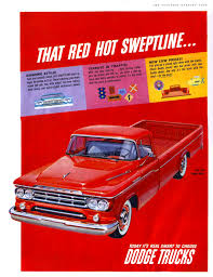 Directory Index: Dodge And Plymouth Trucks & Vans/1959 Dodge Truck 1959 Dodge Sweptside Pickup Stock 815589 For Sale Near Columbus Buy Used D100 Sweptline Rat Rod Shortbed Hemi Mopar Lil Trucks Advertising Art By Charles Wysocki 1960 Blog To Keep Up With The Chevy Cameo Carri Flickr Power Giant D200 Panel Van Antique And Classic Mopars Pinterest Fargo Dodge Trucks Vans 1958 Wagon For Sale Youtube T207 Kissimmee 2011 Autolirate Pickup Truck 16 X 24 Websitejpg