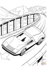 Click The Hot Wheels Coloring Pages
