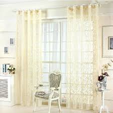 Gold And White Sheer Curtains by Inspiring Gold Sheer Curtains And Smowflake Pattern Elegant White