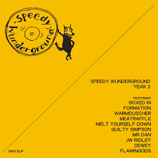 100 Wundergorun Various Artists Speedy Wunderground Year 3 The Drift Record Shop
