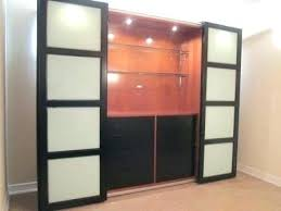 Contemporary China Cabinet Modern Design Dining Room