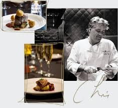 cuisine chef chef chris ward the mercury