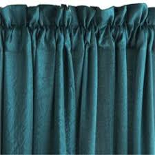 Pier One Curtains Panels by Teal Damask Curtain Panel Custom Drapery In By Stitchandbrush
