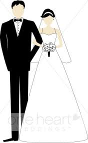 239x388 Clipart Bride and Groom Bridal