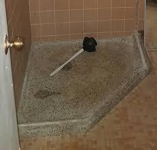 shower pan need advice