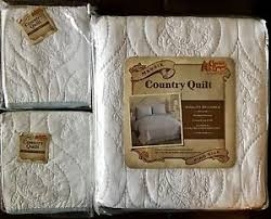Cracker Barrel MAGGIE Country KING Quilt & 2 Shams NEW WITH TAGS