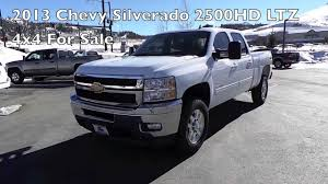 100 2013 Chevy Trucks Silverado 2500HD Duramax Diesel Crew Cab For Sale In