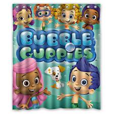 Bubble Guppies Bathroom Decor by Online Shop New Home Decor Bubble Guppies Shower Curtain Bathroom