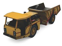 Articulated Dump Truck (ADT) Training Simulator | 5DT