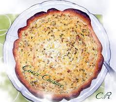 cuisiner la courgette jaune recette de quiche à la courgette jaune