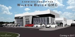 Wilson Chevrolet Buick GMC Cadillac Automotive Repair Shop