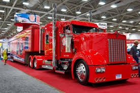 Photo: The Great American Trucking Show 2012. Dallas, Texas ... A Dark Peterbilt Cabover Semi Truck Is Displayed At The 2018 Great Photos Day 2 Of Pride Polish Trucks American Success 2015 Trucking Show Landstar The Truck Recap Raneys Blog Gats 2013 In Dallas Tx By Picture Allies Booth Allie Knight Youtube Photo Gallery Great American Truck Show 2016 Dallas Bangshiftcom Big Rigs And More From