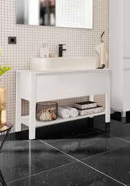 home affaire waschbeckenunterschrank kaika breite 100 cm