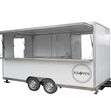 100 Buy Ice Cream Truck Mobile Food Restaurant Cart Fried Food Vending