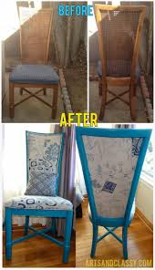 Press Back Chairs Oak by Best 25 Kitchen Chair Redo Ideas On Pinterest Kitchen Chair