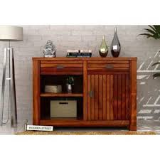 Felner Sideboard Honey Finish