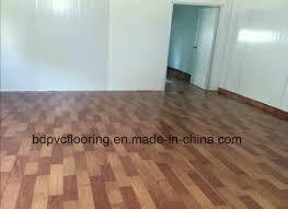 China 3m Plastic Floor Covering In Rolls 25m Width Flooring
