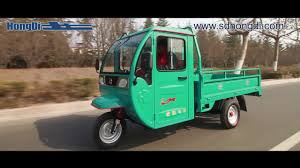 100 Kw Truck China Adults 60v 18kw800kg Battery Driving Electric Closed Cabin