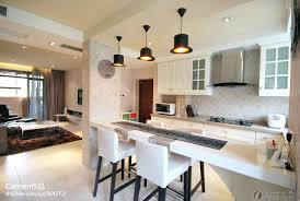 Small Apartment Kitchen Decor Decorating Ideas On A Budget Layout Rental