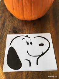 Cute Pumpkins Stencils by The Peanuts Plus Pumpkin Stencil Nobiggie