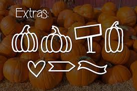 Pumpkin Patch Caledonia Mi by The Wicked Halloween Bundle By Thehungryjpeg Thehungryjpeg Com