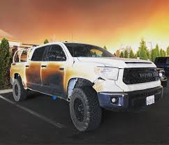 100 Burnt Truck Camp Fire Toyota Offers To Replace Burned Truck Of California Nurse