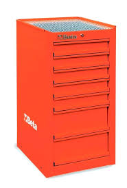 19 inch 3 drawer and 3 shelf side locker rx192503sl blue blue