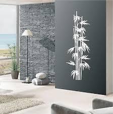 wandtattoo wandaufkleber wandsticker asia bambus pflanze