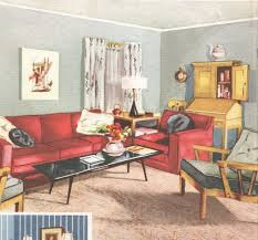Spectacular 1950s Living Room Decor 83 To Your Home Design Furniture Decorating With
