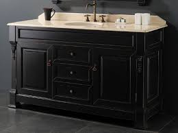 60 Inch Bathroom Vanity Single Sink Black by 60 Inch Bathroom Vanity Single Sink Home Design Ideas