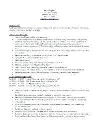 Medical Transcriptionist Resume Sample No Experience Entry Level Ct Transcription Examples