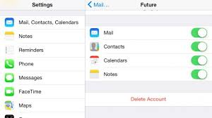 How to Sync d Google Calendars to Your iPhone