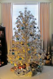 8ft Christmas Tree by 9 Best Vintage Aluminum Christmas Trees Images On Pinterest