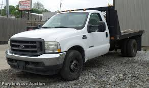 2003 Ford F350 Flatbed Pickup Truck   Item DD9470   SOLD! Ju... Used 2013 Ford F350 Flatbed Truck For Sale In Az 2255 Trucks 2008 Ford Flatbed Truck For Auction Municibid 2000 1984 Item J1230 Sold August 5 G Used For Sale On F Pickup Trucks In Daytona Ford2jpg 161200 Super Crew Cabs Pinterest Ford 1 Ton Dually Ton Dually Flat 1990 H5436 June 26 Co Hd Video Xlt Crew Cab Diesel Flat Bed See Truck Alinum Flatbeds Highway Products Inc 1977 Carhauler Ramp Hodges Wedge Flatbed Bed