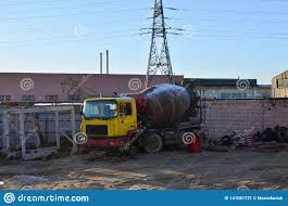100 Used Truck Transmissions For Sale Old Abandoned Concrete Mixer Stock Image Image Of